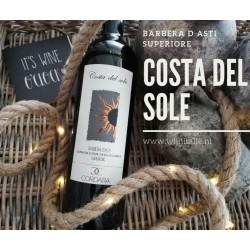 Barbera d'Asti DOCG Superiore, Costa del Sole, Cordara