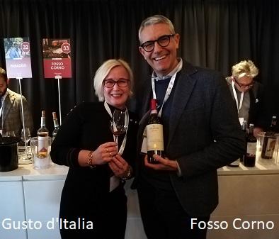 Gusto d'Italia - Fosso Corno